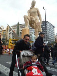 fallas2016 2 225x300 - Fallas de Valencia con bebé 2016