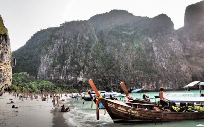 Itinerario de viaje de 15 días recorriendo Tailandia