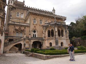 p4180904 2 300x225 - Serra da Lousa, Luso y Mata do Buçaco desde Coímbra