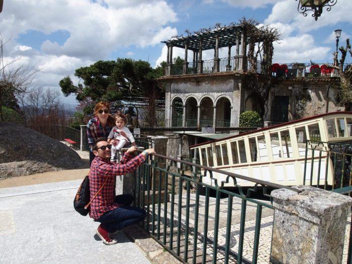 Braga en una mañana con bebé o niños