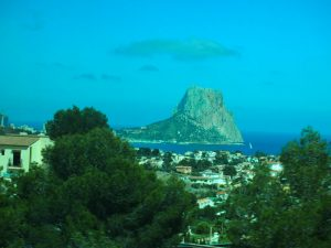 tram calpe1 300x225 - El Trenet de La Marina. ¿Te subes al tram de Alicante?