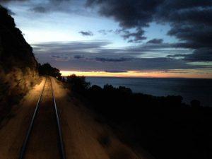 tram calpe2 300x225 - El Trenet de La Marina. ¿Te subes al tram de Alicante?