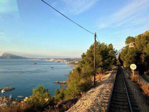 tram diesel4 300x225 - El Trenet de La Marina. ¿Te subes al tram de Alicante?
