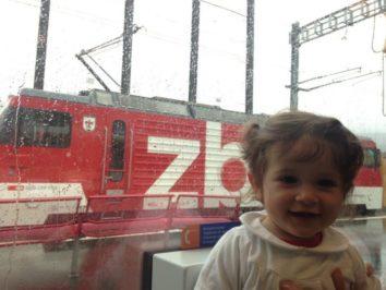 interrail suiza