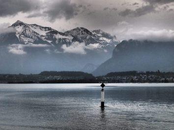 lago Thun gratis con tu pase de Interrail