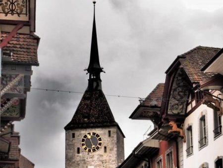 ¿Qué ver en Aarau? Recorriendo Suiza en tren