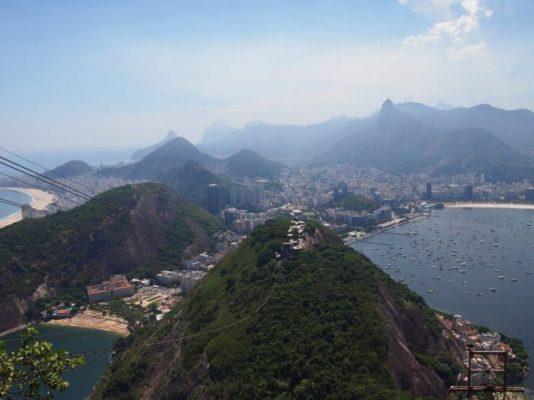 una semana en Río de Janeiro