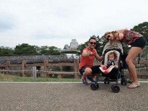 p9122688 1 300x225 - Una mañana en el Castillo de Himeji con bebé