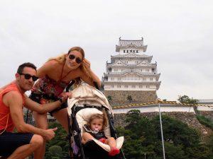 p9122696 1 300x225 - Una mañana en el Castillo de Himeji con bebé