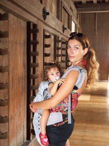 p9122720 1 225x300 - Una mañana en el Castillo de Himeji con bebé