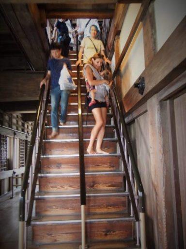 escaleras_castillo_himeji