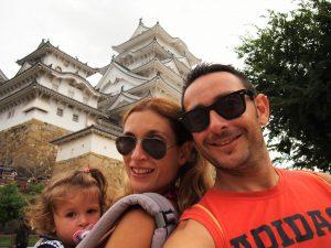 p9122765 1 300x225 - Una mañana en el Castillo de Himeji con bebé