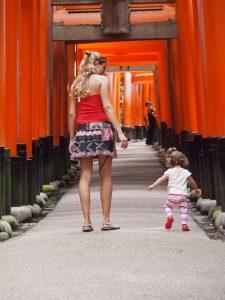 p91431271 1 225x300 - Visita al Fushimi Inari Thaisa a primera hora de la mañana