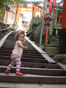 p9143141 1 225x300 - Visita al Fushimi Inari Thaisa a primera hora de la mañana