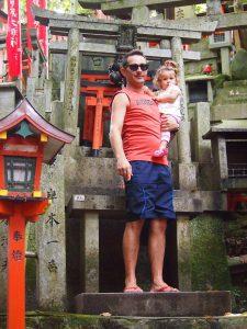 p9143146 1 225x300 - Visita al Fushimi Inari Thaisa a primera hora de la mañana