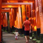 p9143147 1 150x150 - Visita al Fushimi Inari Thaisa a primera hora de la mañana
