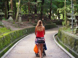 p9143167 1 300x225 - Visita al Fushimi Inari Thaisa a primera hora de la mañana