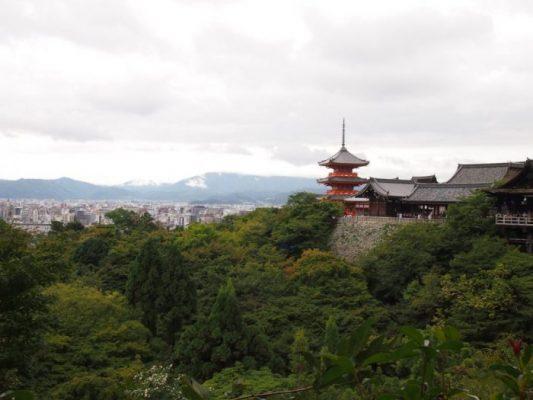 moverse en kioto
