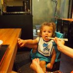 alimentación en viajes bebé de 6 meses