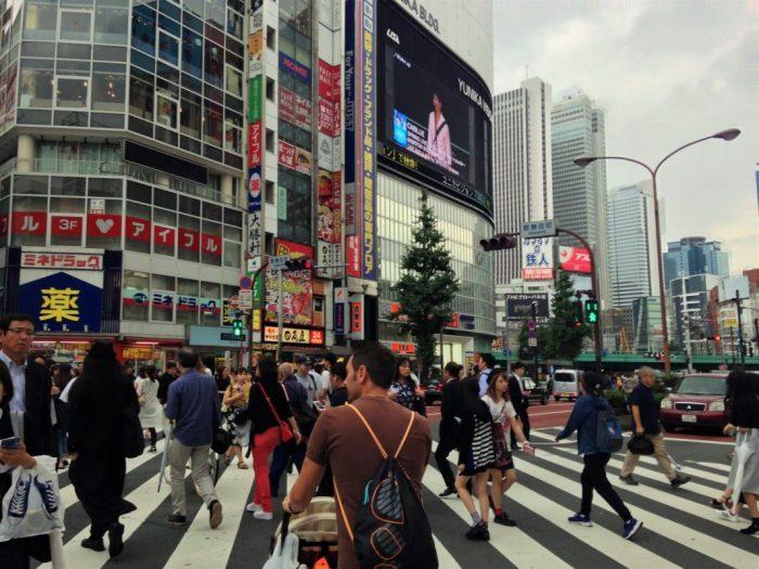 Tokio con bebé, descubriendo la mayor aglomeración urbana