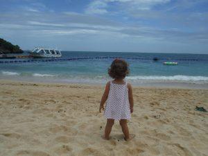 DSCF0567 300x225 - Las playas de Okinawa, en Japón con bebé