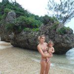 DSCF0627 150x150 - Las playas de Okinawa, en Japón con bebé