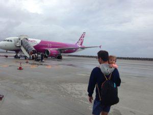 IMG 6373 300x225 - Las playas de Okinawa, en Japón con bebé