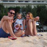 P9220546 150x150 - Las playas de Okinawa, en Japón con bebé