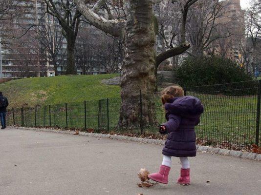parques infantiles en Nueva York