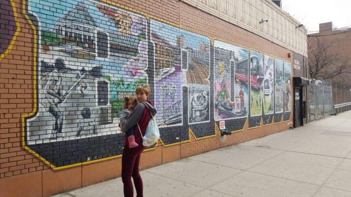 EL tour de contrastes con bebé, descubriendo los barrios de NY