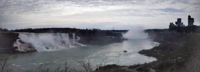 20170228 120555 pano e1524580948738 652x234 - De Toronto a las Cataratas del Niágara: Niagara Falls con bebé