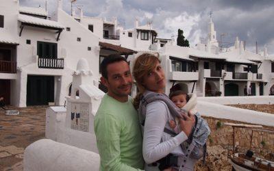 Menorca con bebés
