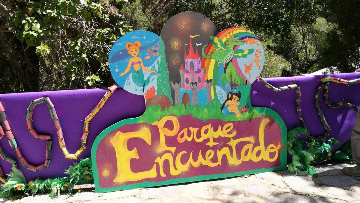 Parque Encuentado: diversión en Agost con niños