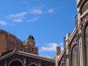 Mercado Central Valencia 300x225 - Valencia con bebé o niños, nuestro TOP 10 Imprescindibles