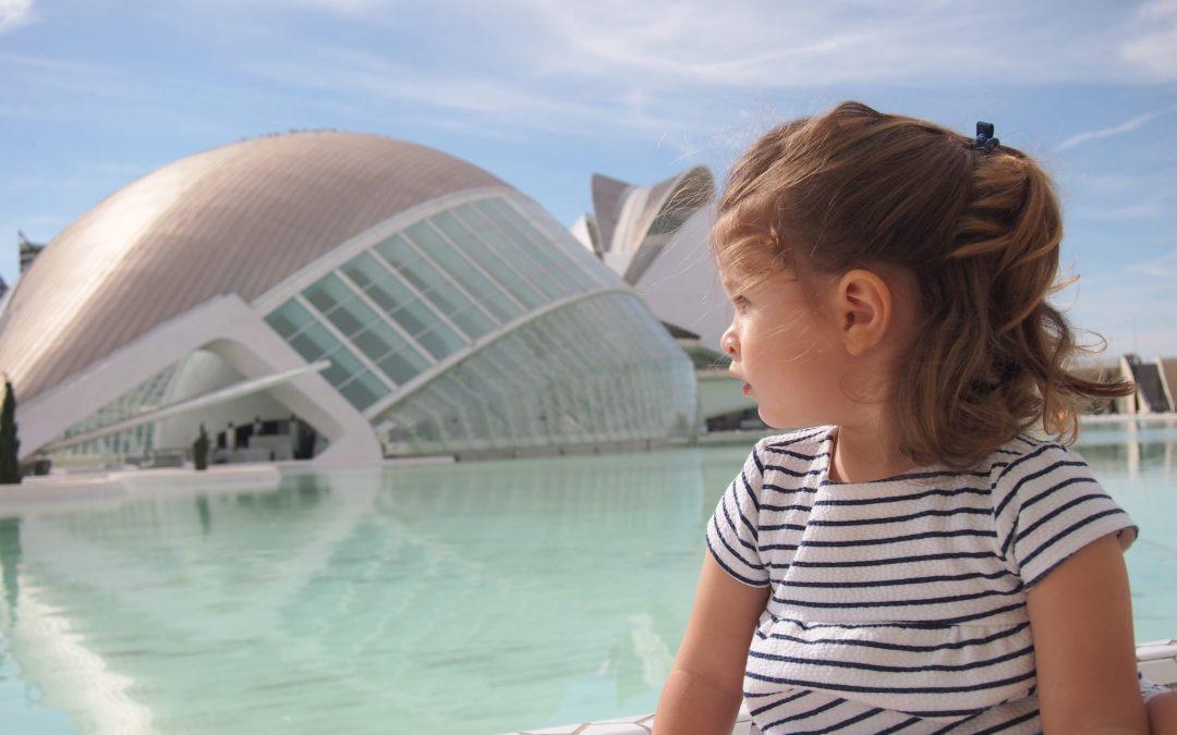Valencia con bebé o niños, nuestro TOP 10 Imprescindibles