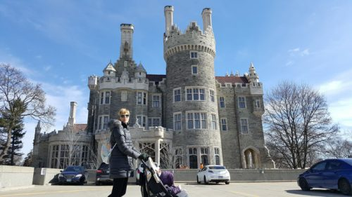 casa loma toronto 4 e1582476629560 - Visitando Toronto con bebé, nuestro paso por Canadá