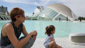 ciudad ciencias 300x169 - Valencia con bebé o niños, nuestro TOP 10 Imprescindibles