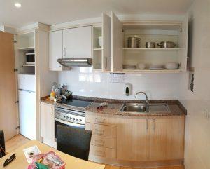 cocina valenciaflats 300x241 - Valencia con bebé o niños, nuestro TOP 10 Imprescindibles