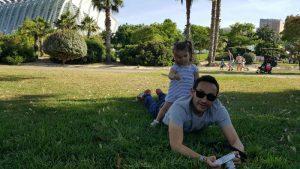 jardin ciudad ciencias 300x169 - Valencia con bebé o niños, nuestro TOP 10 Imprescindibles