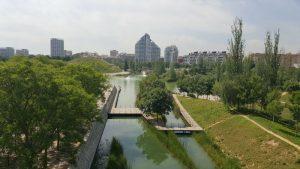 jardines del turia 300x169 - Top 10 imprescindibles en Valencia con niños