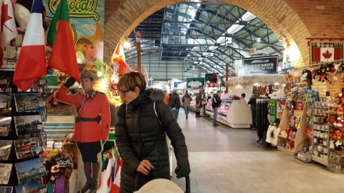 market toronto 5 e1582476829282 - Visitando Toronto con bebé, nuestro paso por Canadá