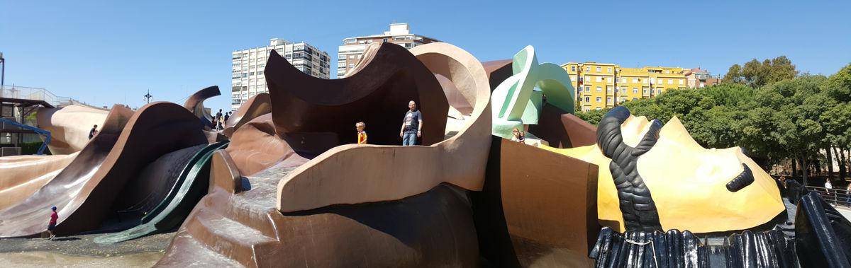 panoramica gulliver - Valencia con bebé o niños, nuestro TOP 10 Imprescindibles