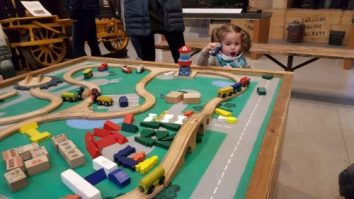 railway museum toronto 7 e1582476418854 354x199 - Visitando Toronto con bebé, nuestro paso por Canadá