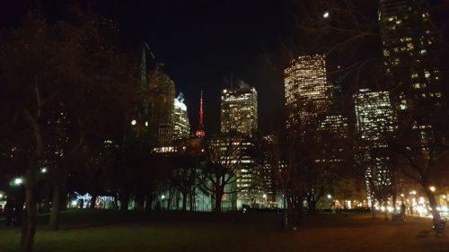 toronto noche 2 e1582476746132 - Visitando Toronto con bebé, nuestro paso por Canadá