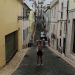Calles barrio alto lisboa 150x150 - Lisboa con amigas, una escapada para no olvidar