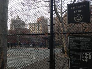 Chelsea park 300x225 - Parques infantiles en Nueva York
