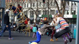 madison square park 3 300x169 - Parques infantiles en Nueva York
