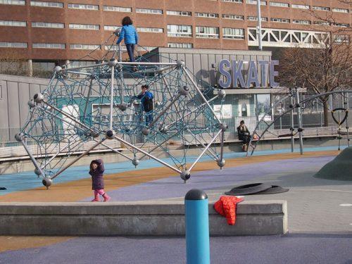 pier25 playground 4 e1564583077567 - Parques infantiles en Nueva York