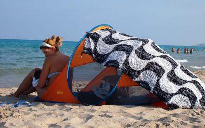 Tips para ir a la playa con bebés