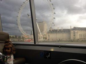 Londres barco 300x225 - Londres con bebé: Nuestro itinerario de 4 días